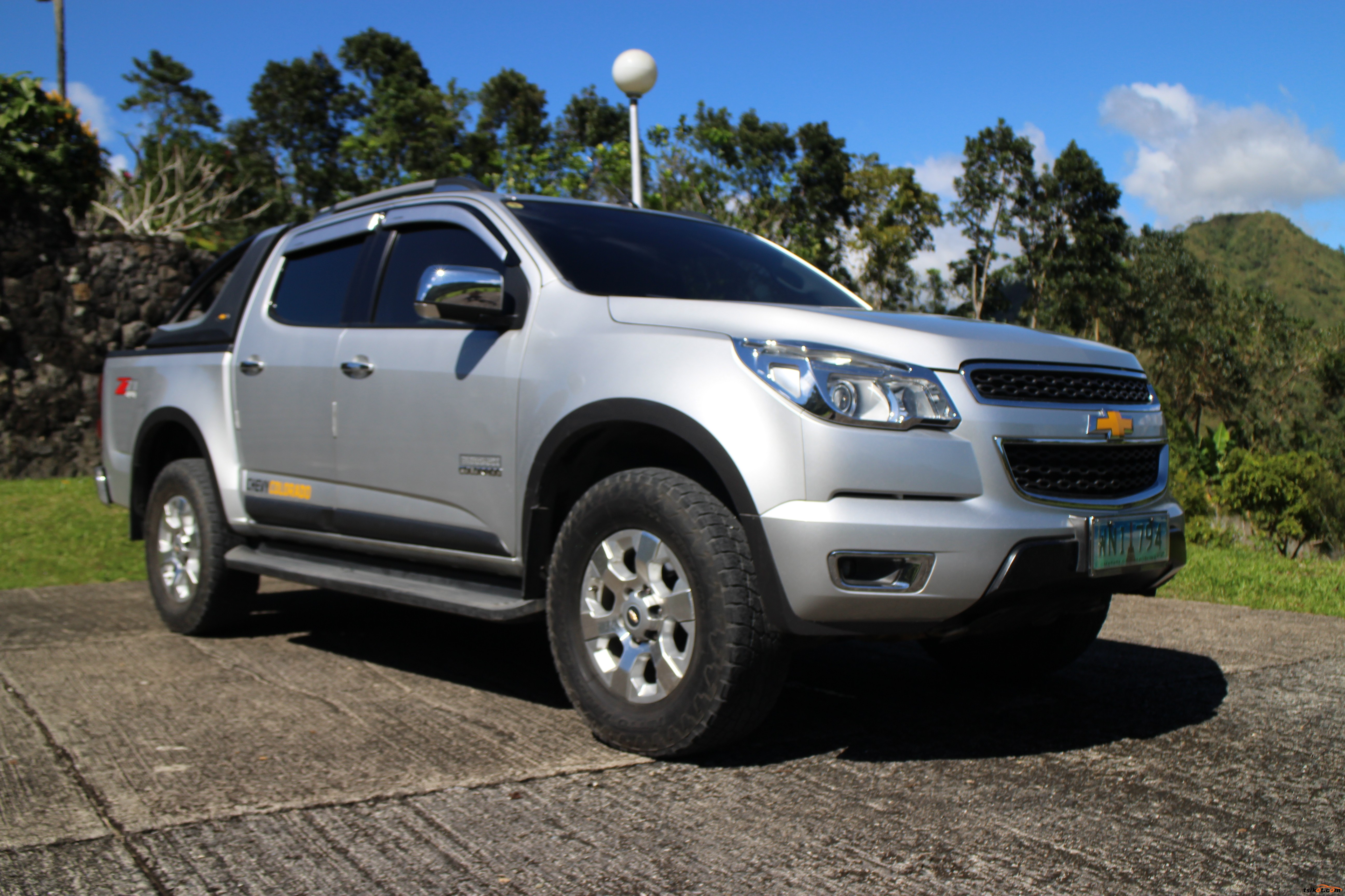 Chevrolet Colorado 2013 - 1