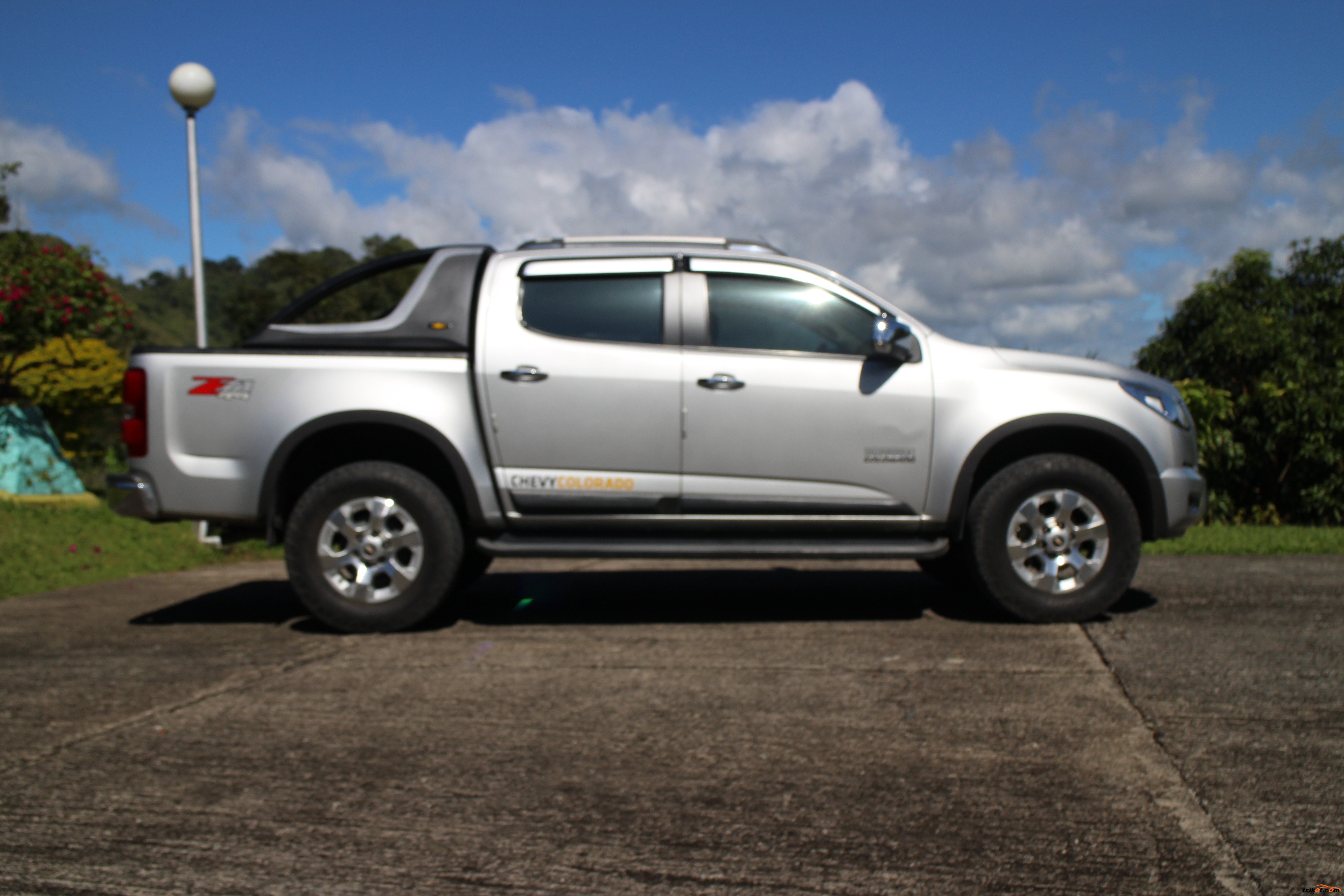 Chevrolet Colorado 2013 - 2