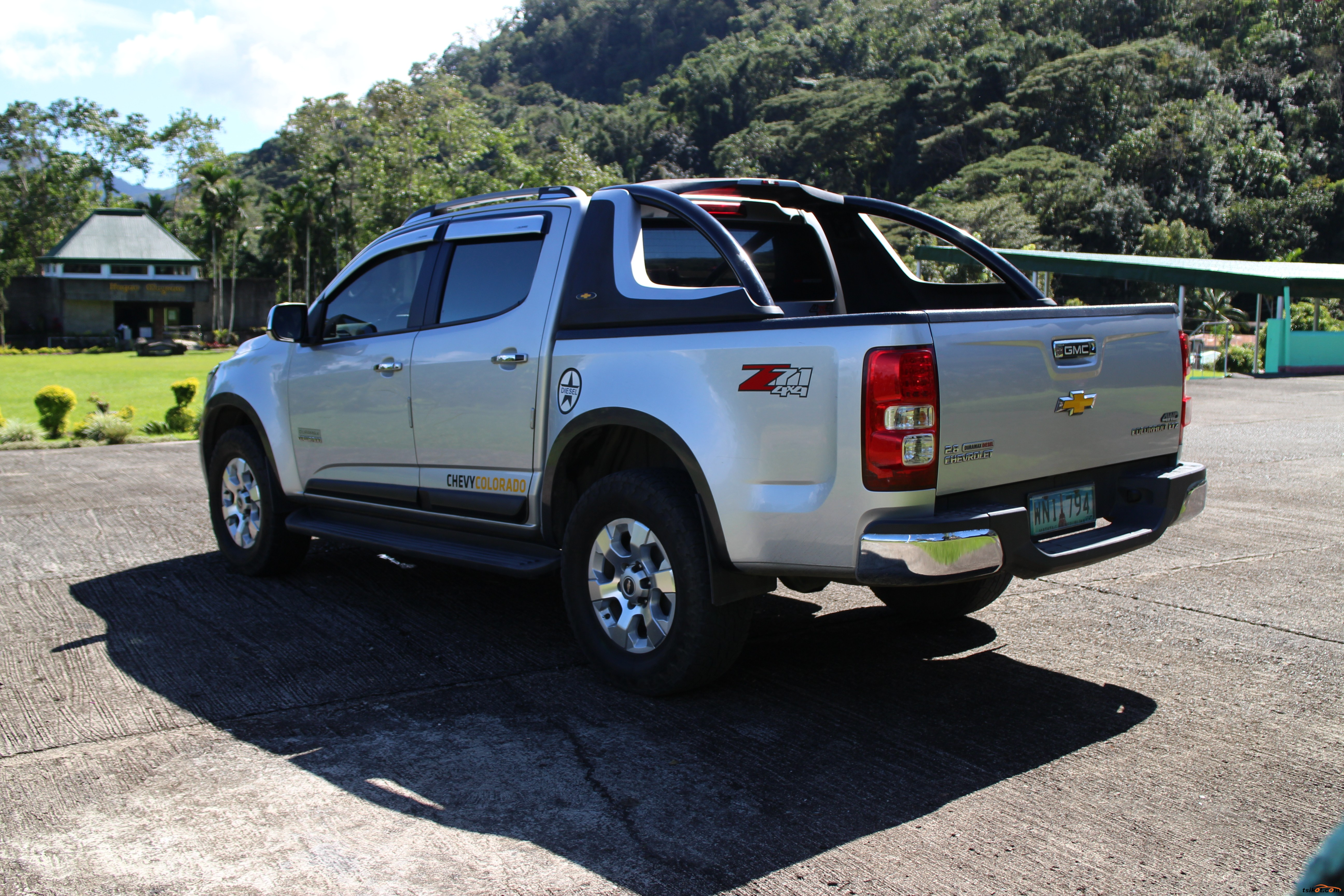 Chevrolet Colorado 2013 - 4