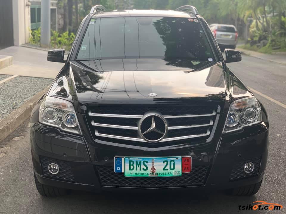 Mercedes-Benz Glk 2010 - 1