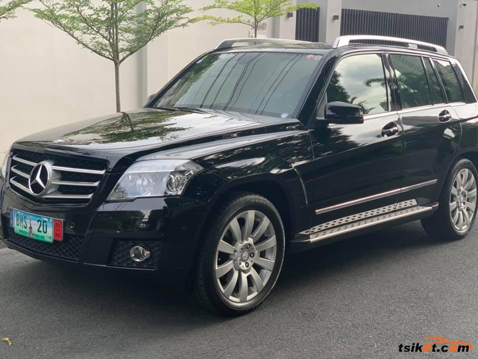 Mercedes-Benz Glk 2010 - 3