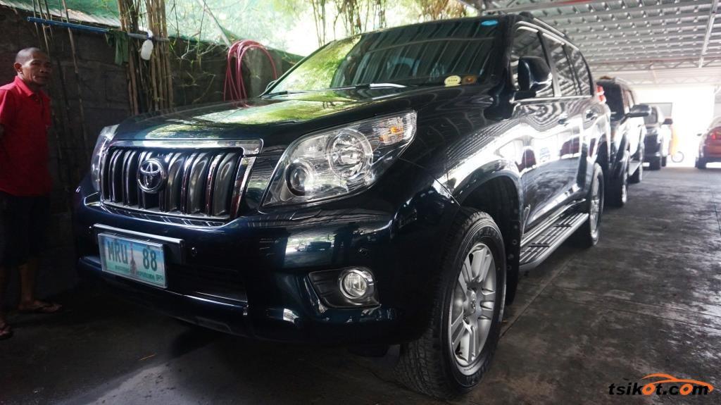 Toyota Highlander 2012 - 1