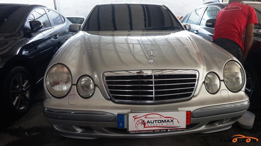 Mercedes-Benz Cl 2000 - 1