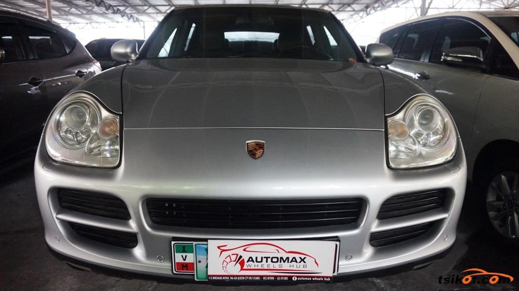 Porsche Cayenne 2007 - 1