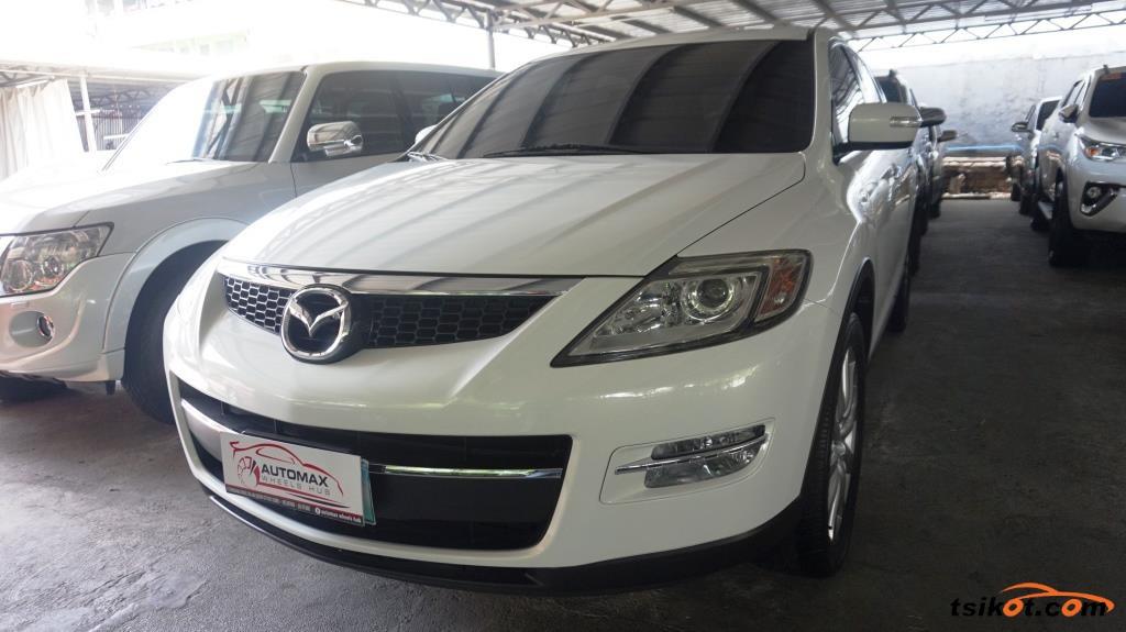 Mazda Cx-09 2011 - 1
