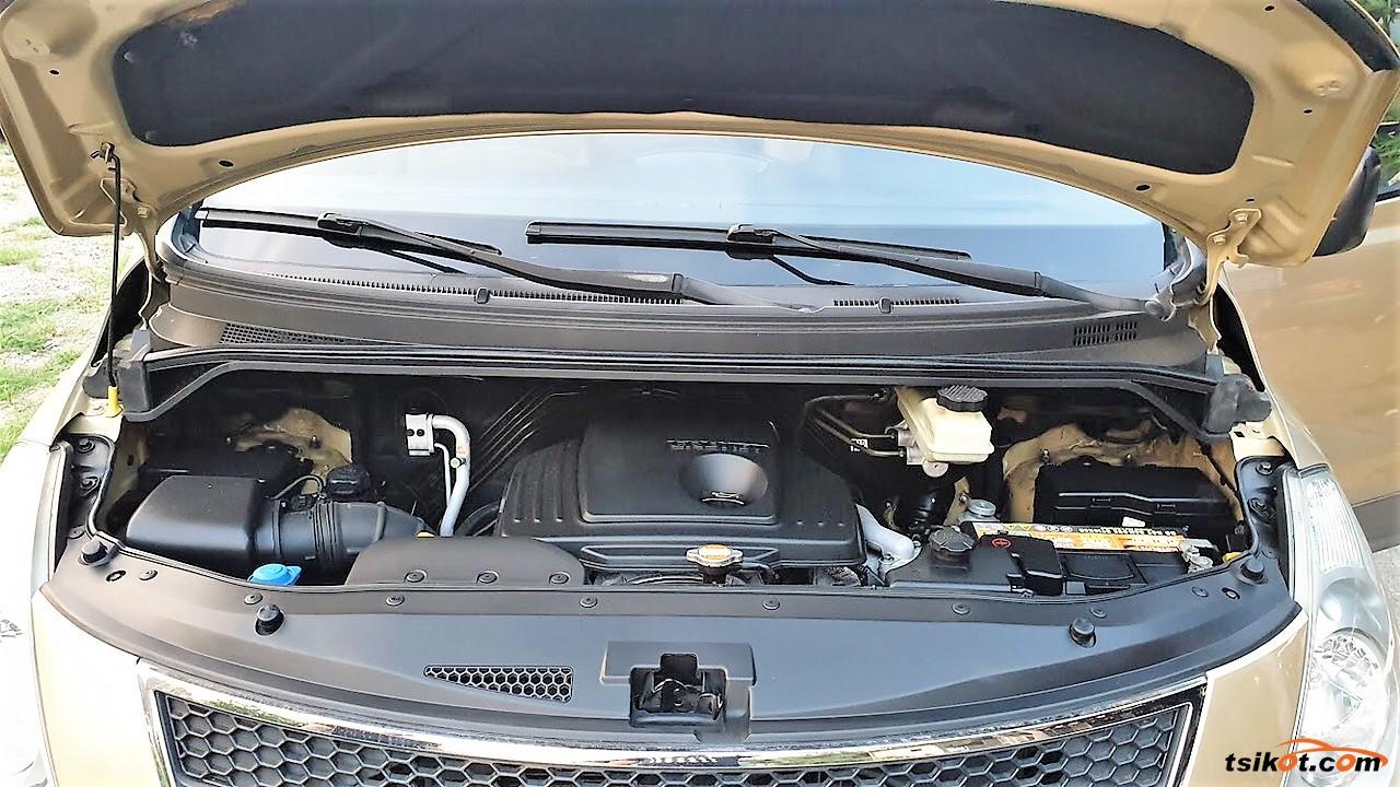 Hyundai G.starex 2010 - 9