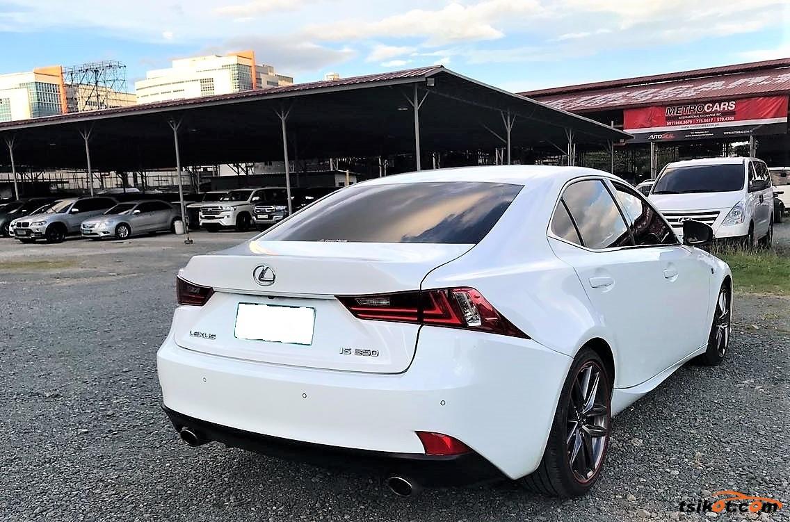 Lexus Is 350 2014 - 2