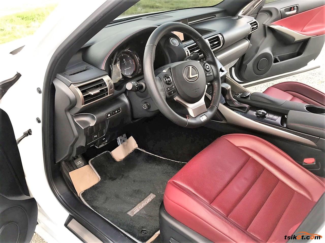 Lexus Is 350 2014 - 5