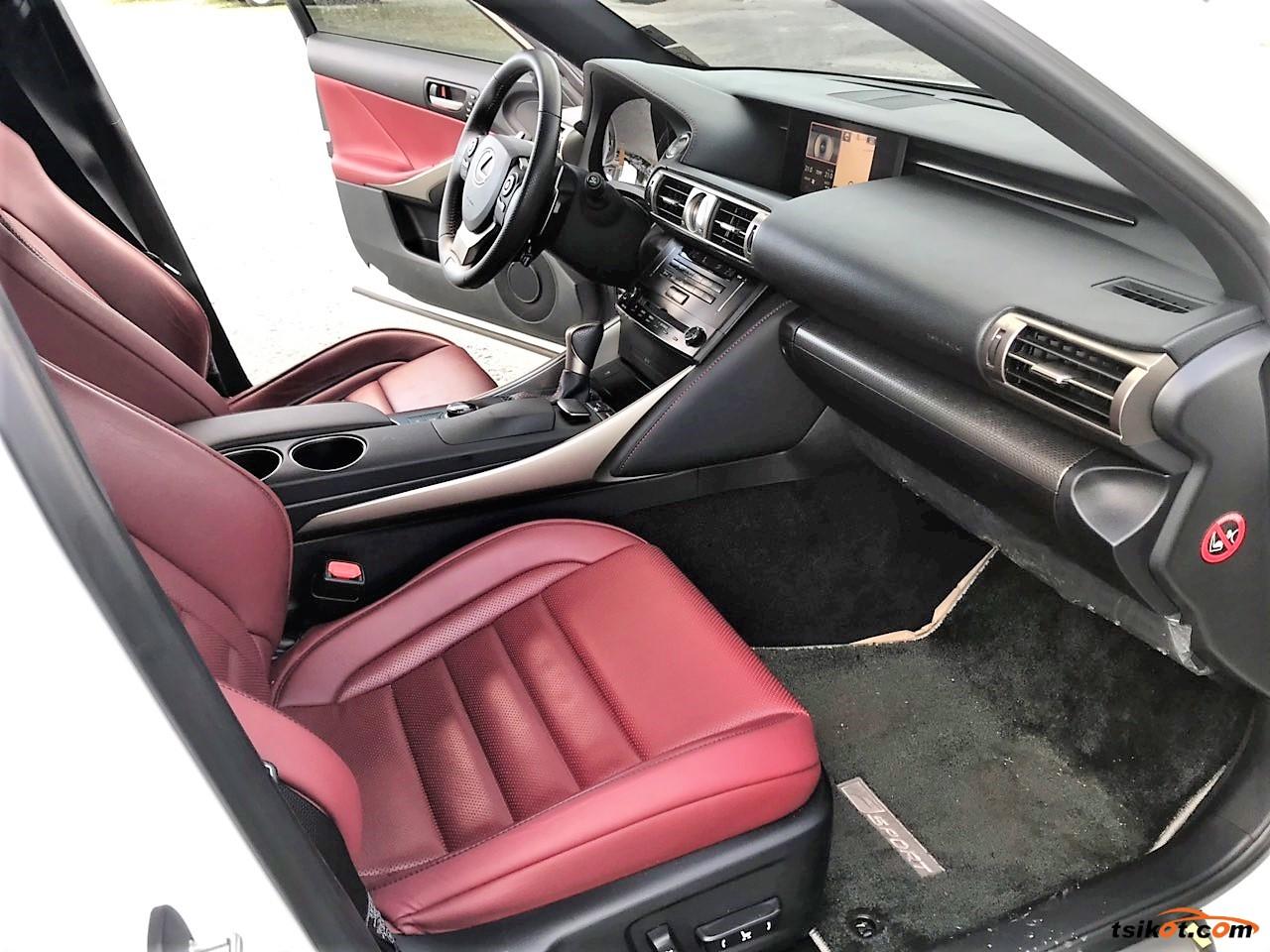 Lexus Is 350 2014 - 6