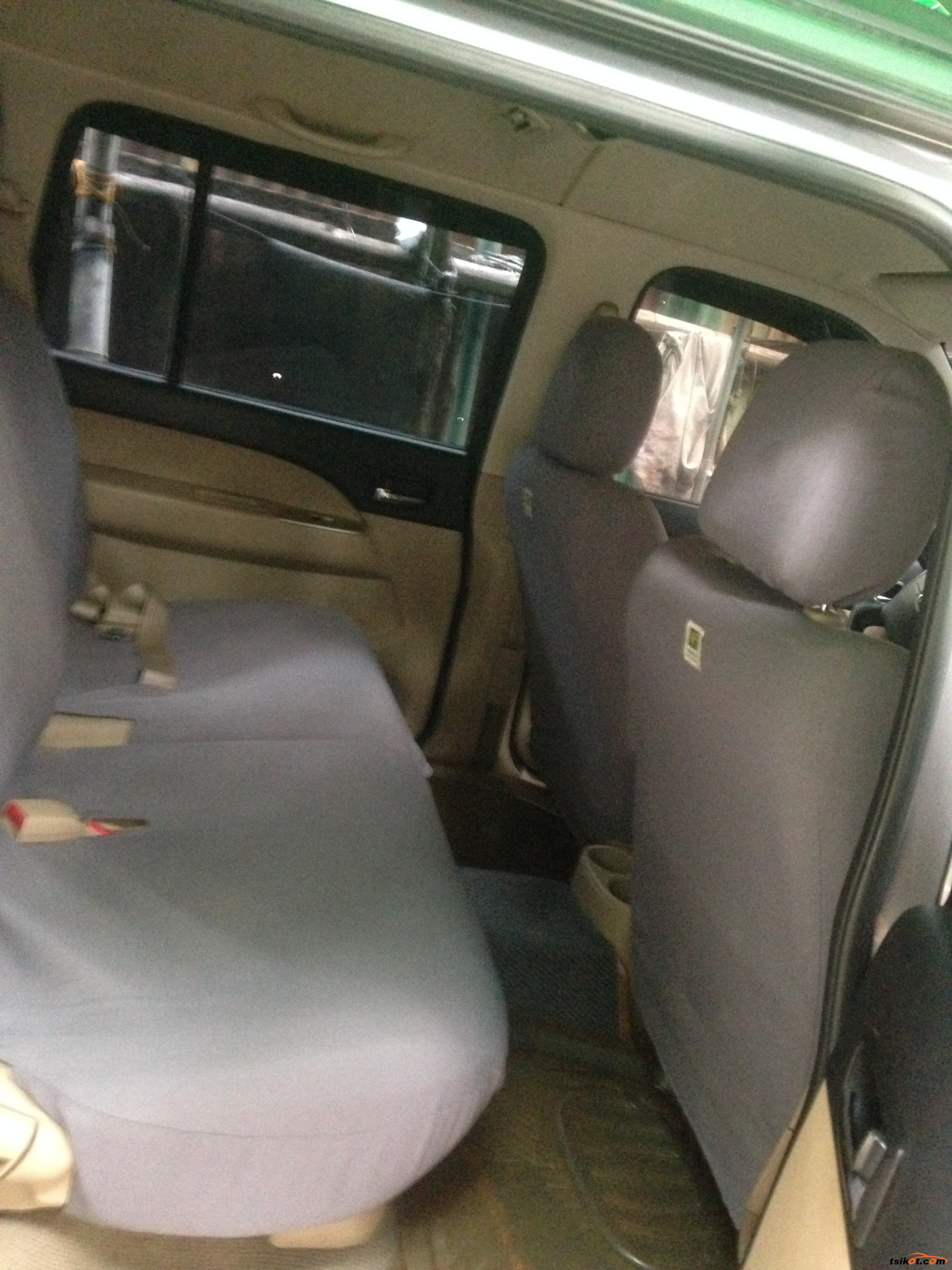 Ford Everest 2012 - 5