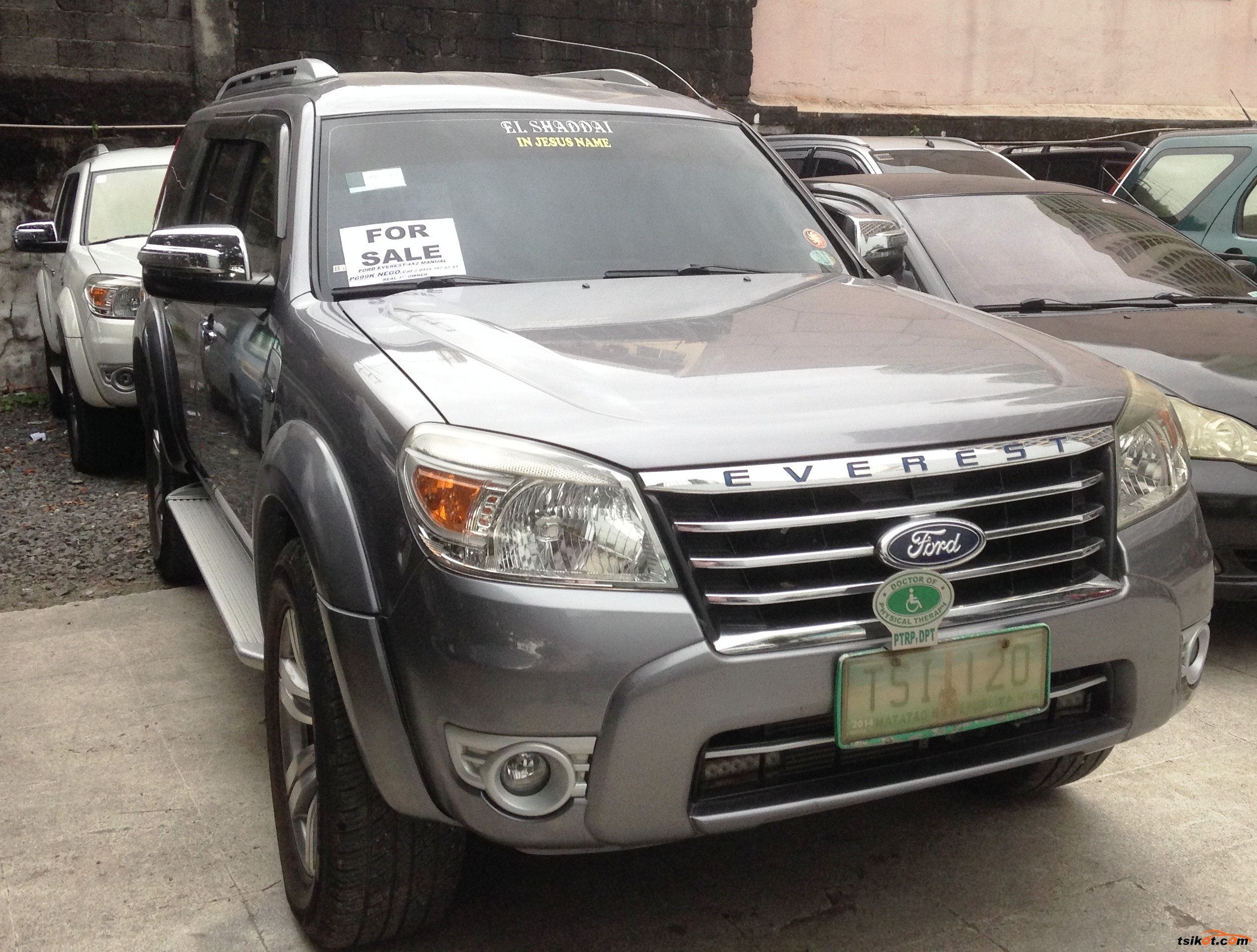 Ford Everest 2012 - 7