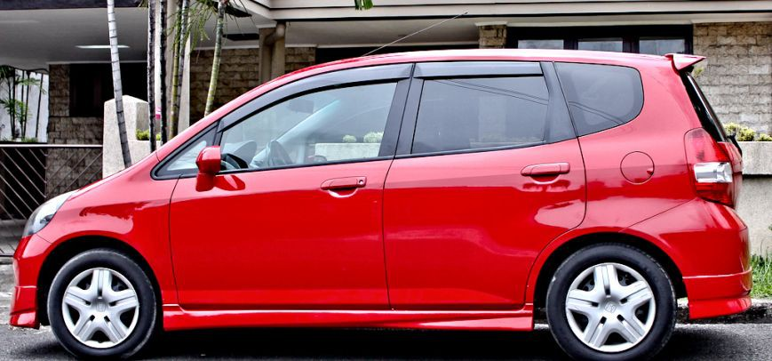 Honda Fit 2003 - 8