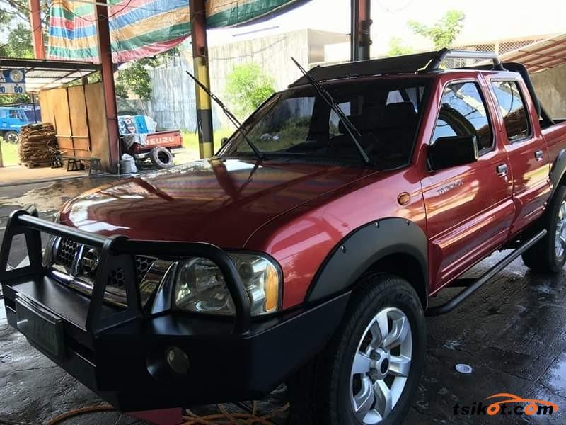 Nissan Frontier 2006 - 4
