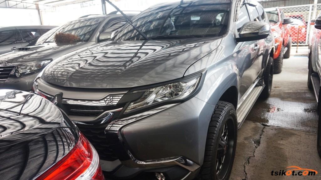 Mitsubishi Montero 2016 - 1
