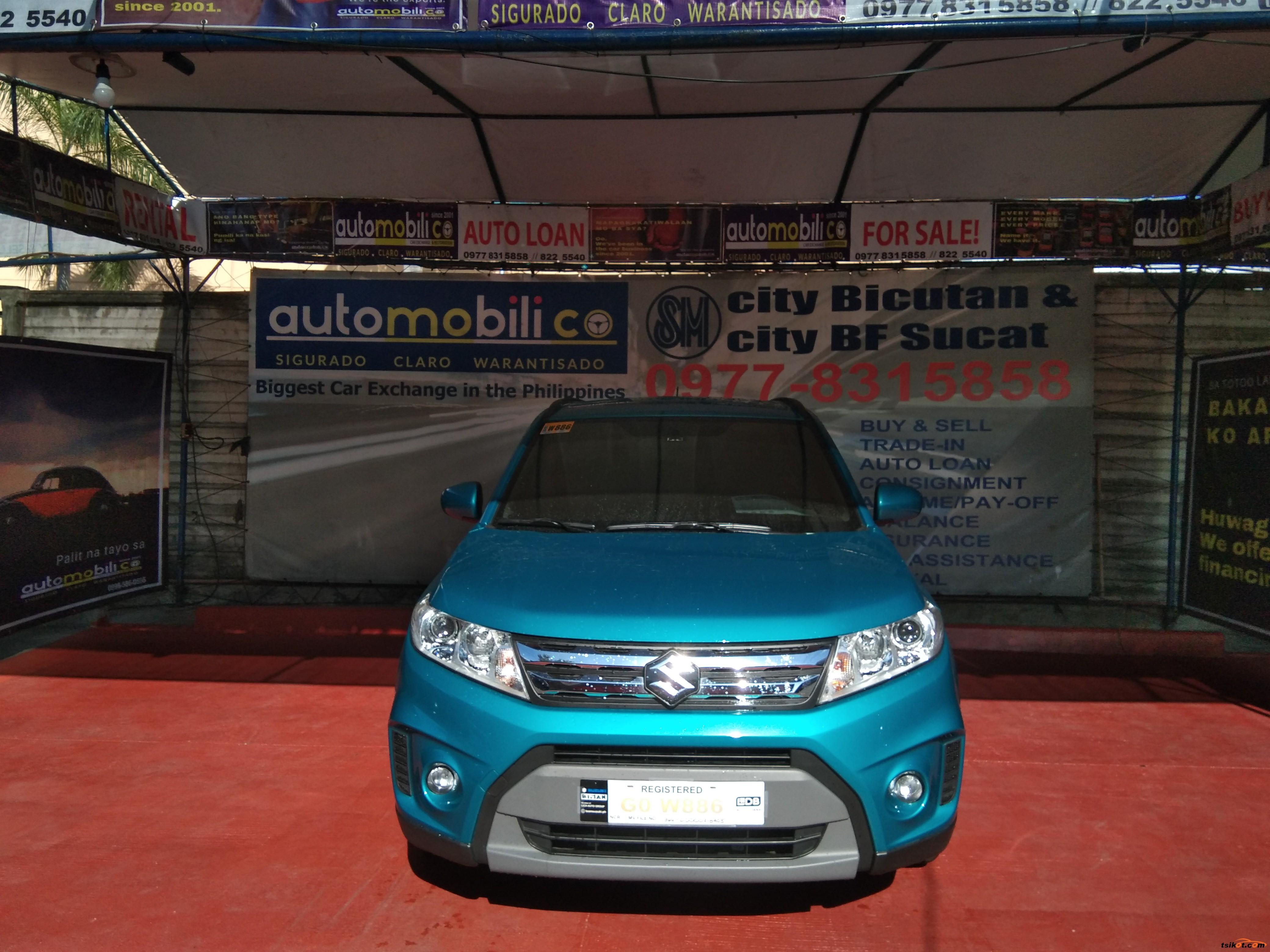 Suzuki Vitara 2018 - 1