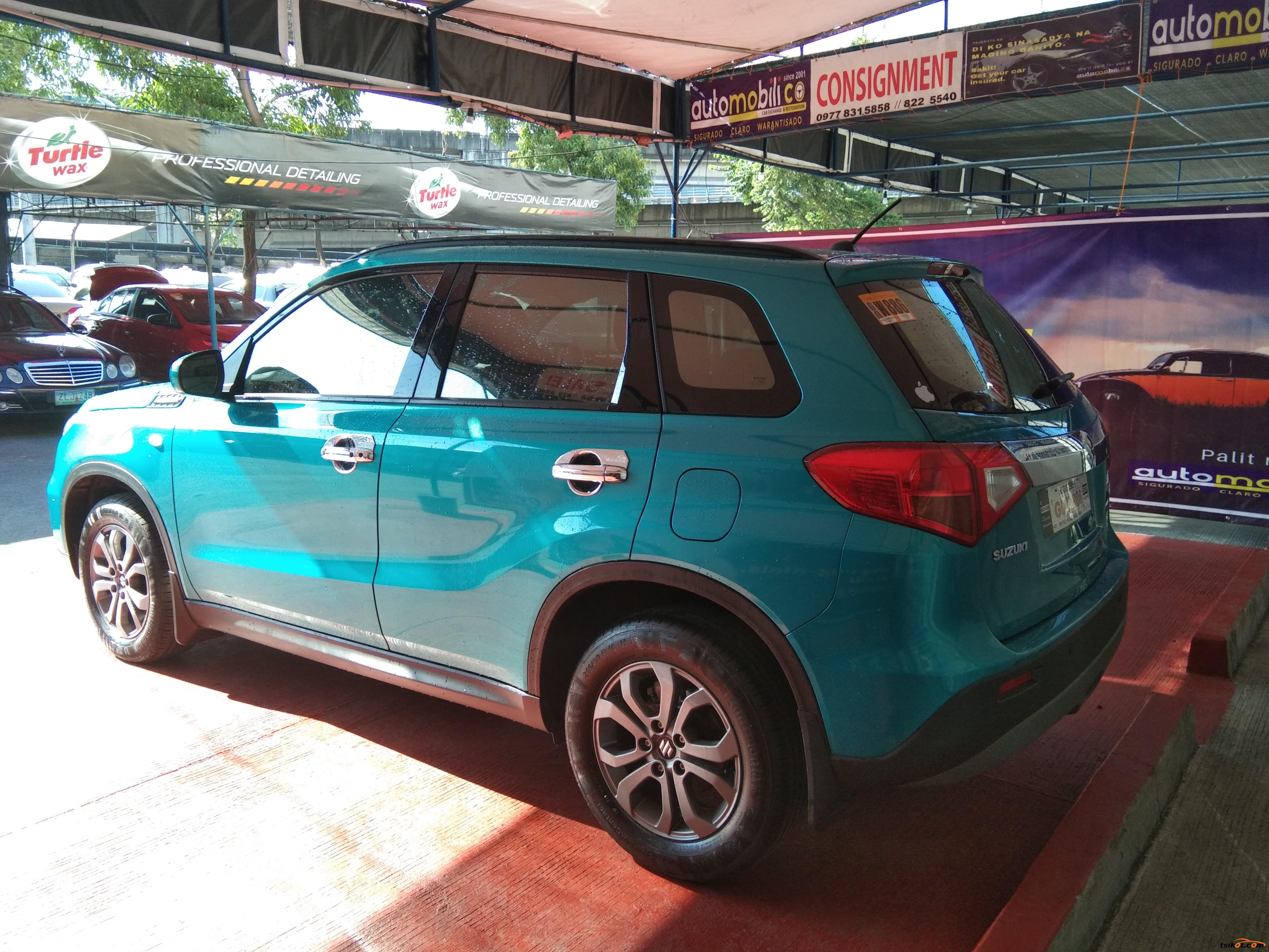 Suzuki Vitara 2018 - 4