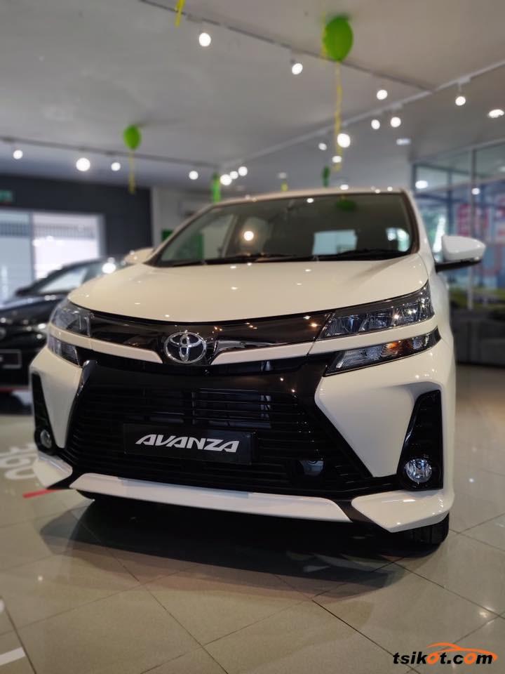 Toyota Avanza 2018 - 2