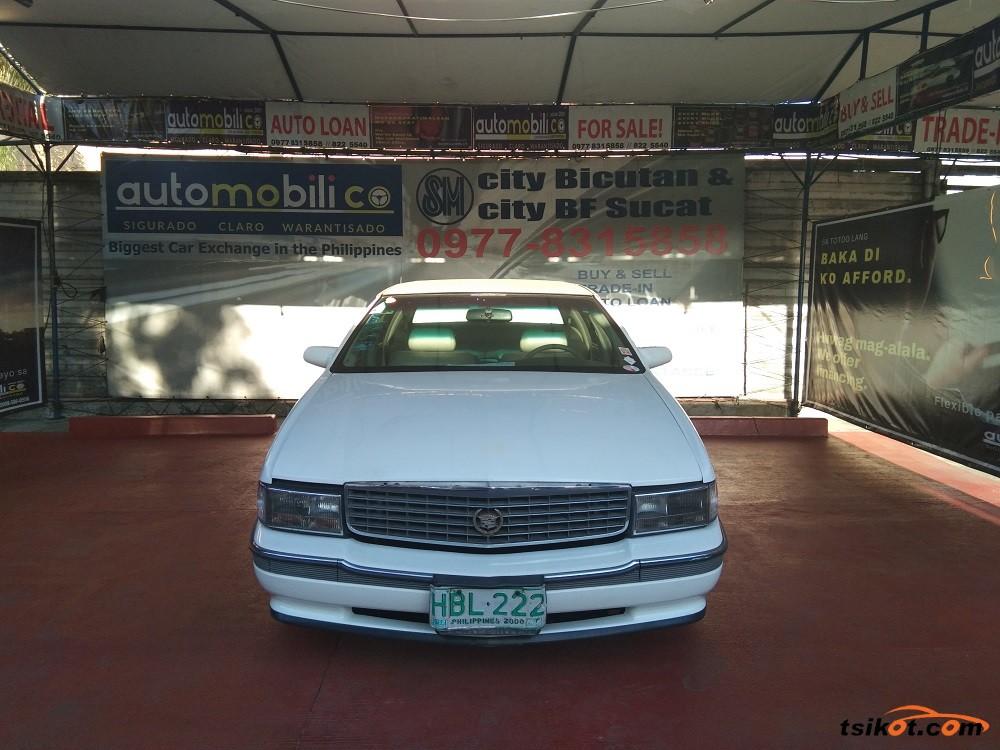 Cadillac Deville 1994 - 1