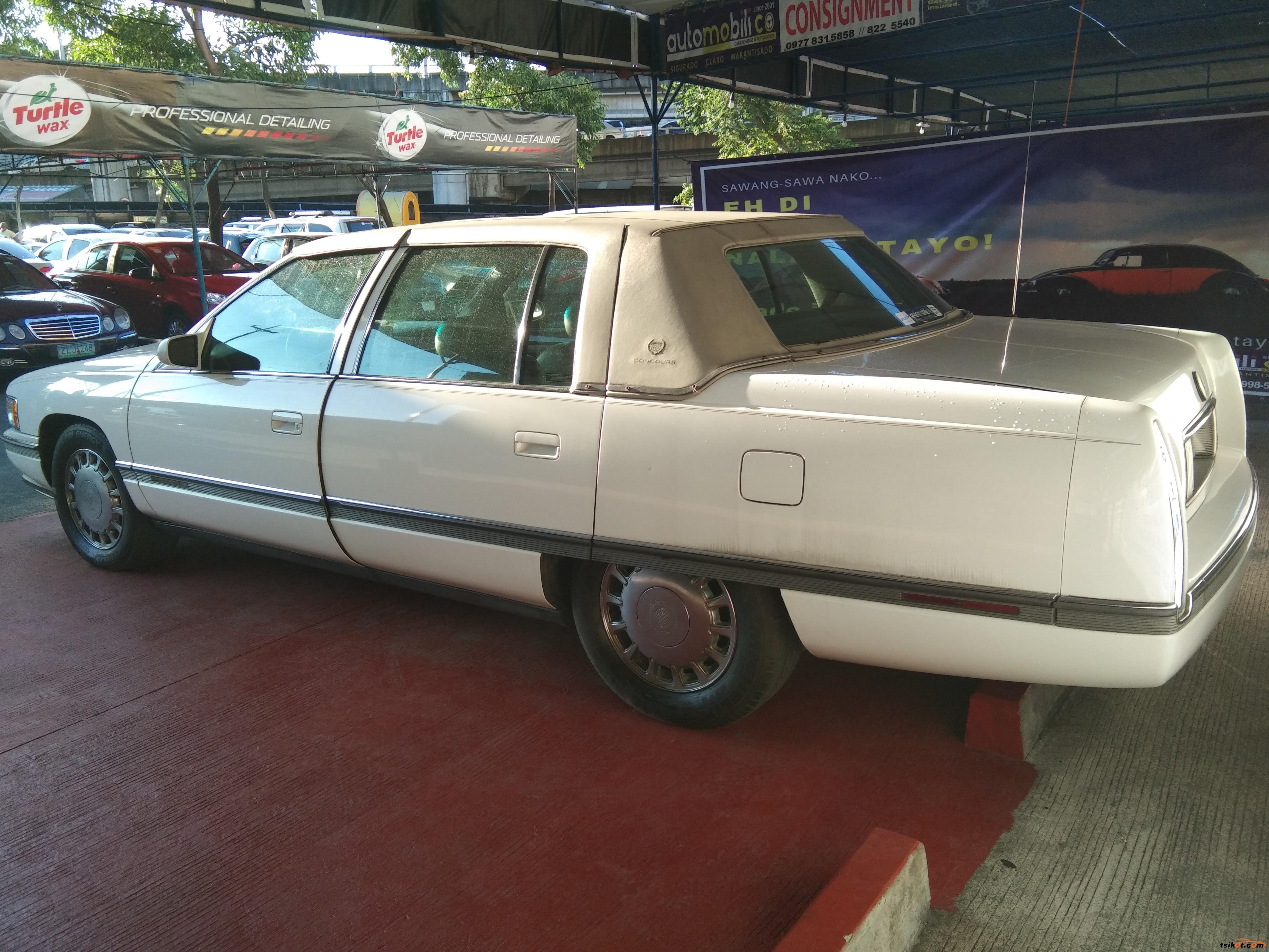 Cadillac Deville 1994 - 3
