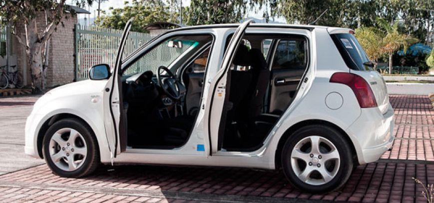 Suzuki Swift 2007 - 2