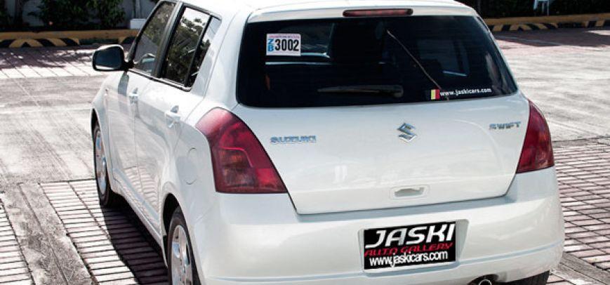 Suzuki Swift 2007 - 3