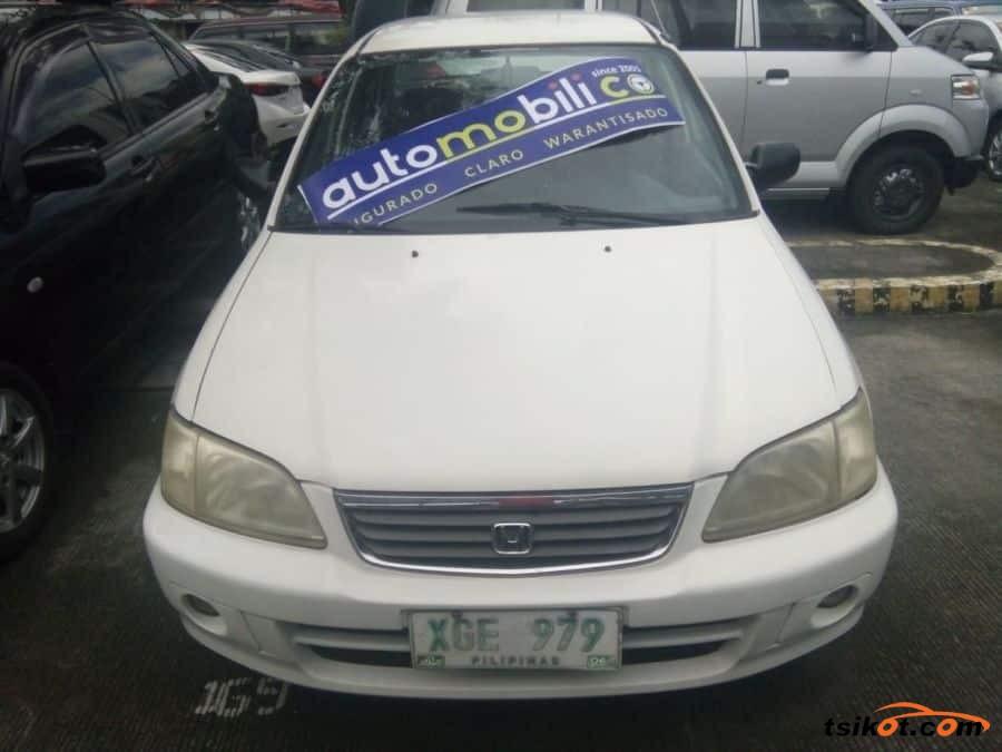 Honda City 2001 - 1