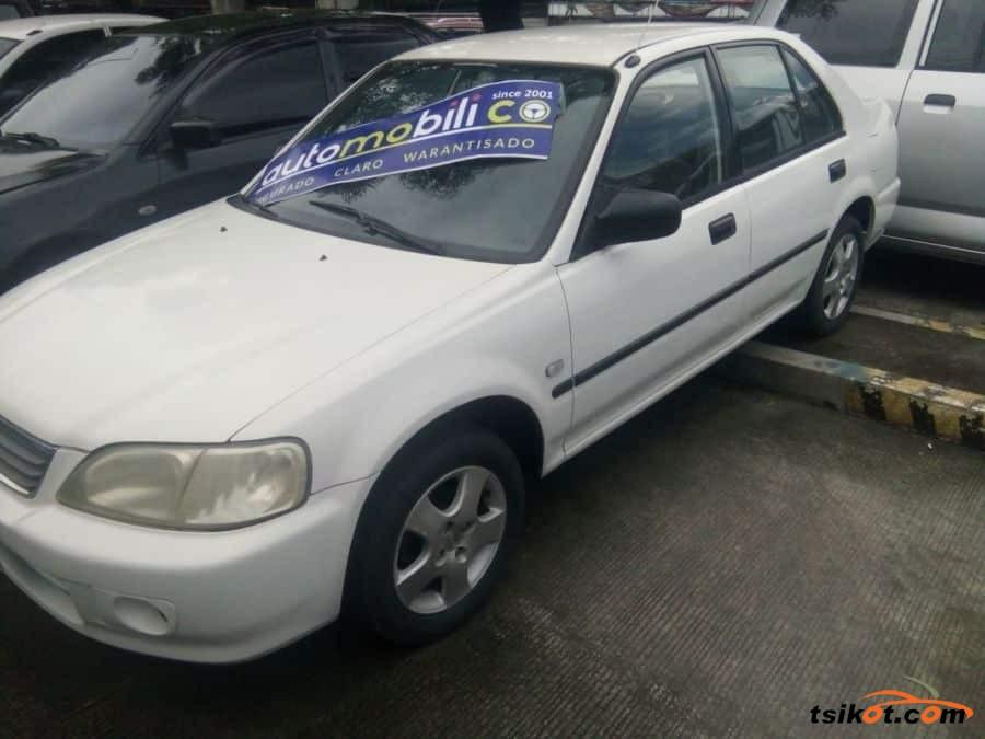 Honda City 2001 - 2