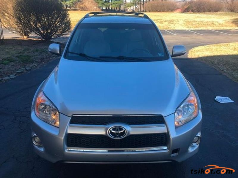 Toyota Rav4 2009 - 2