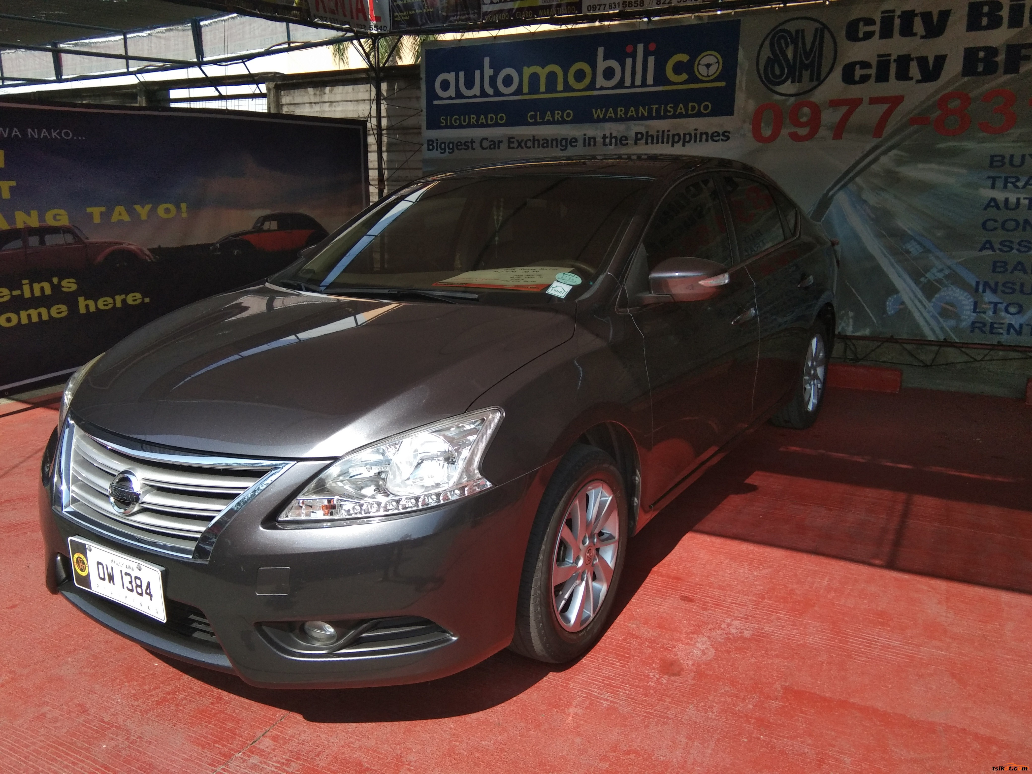 Nissan Sylphy 2017 - 2