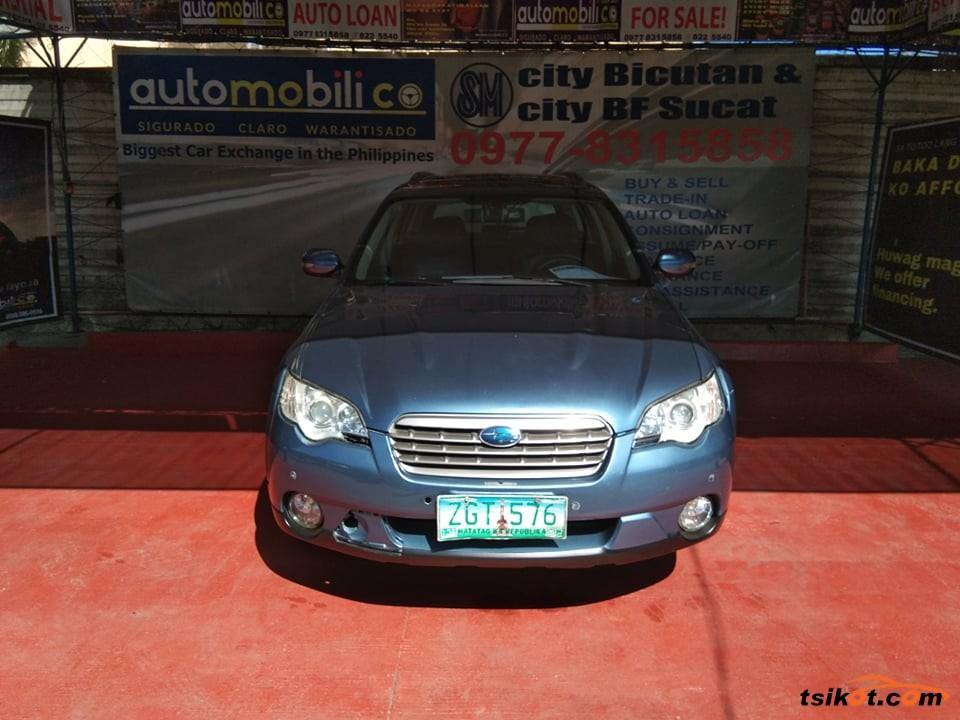 Subaru Outback 2007 - 1