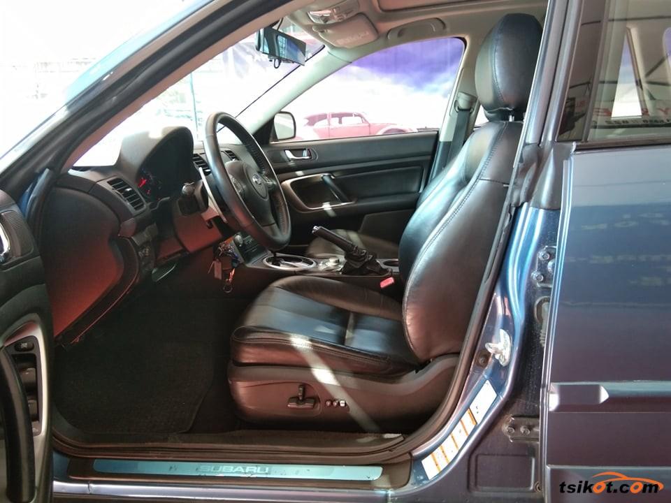 Subaru Outback 2007 - 4