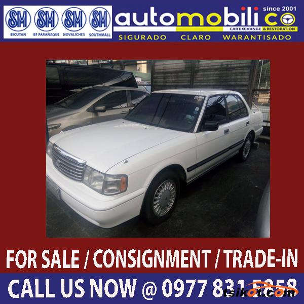 Toyota Crown 1993 - 3
