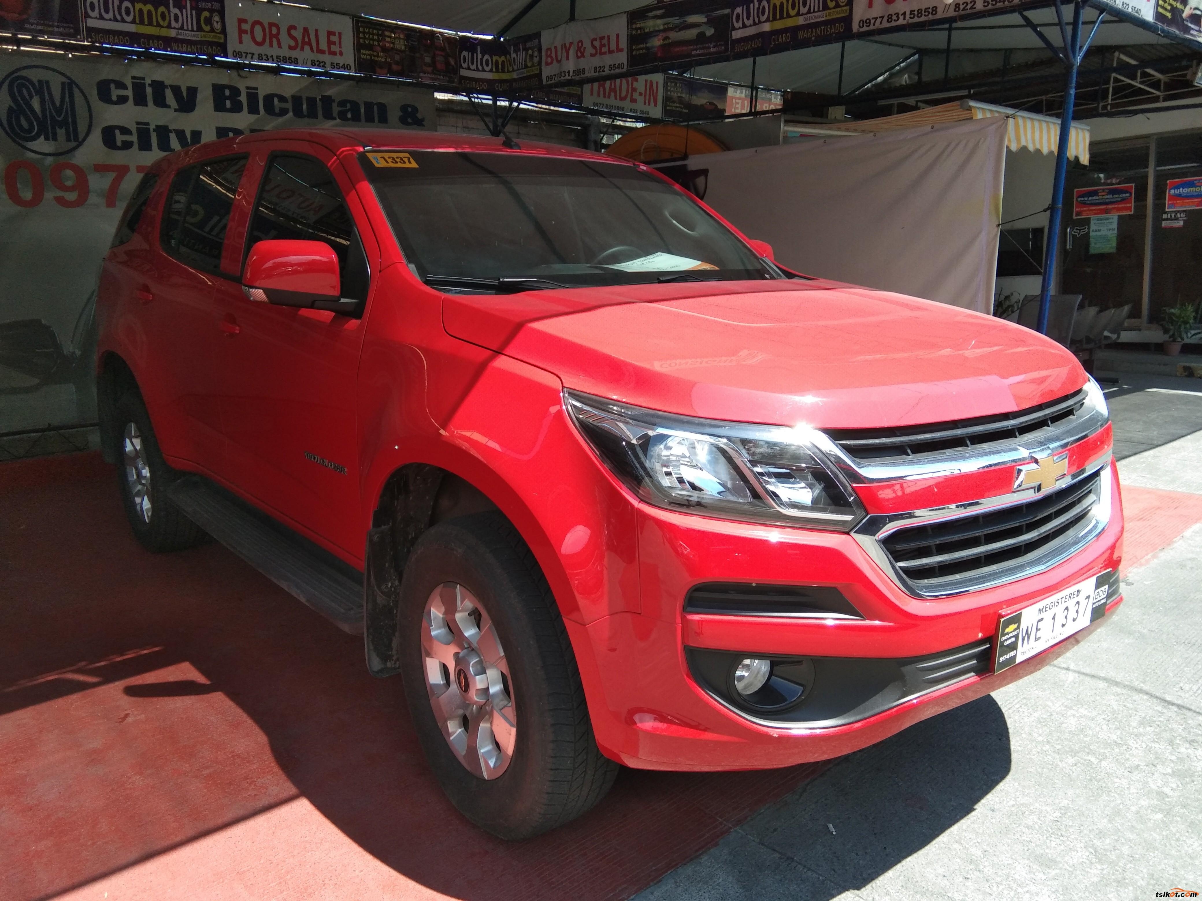 Chevrolet Trailblazer 2015 - 3