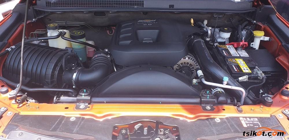 Chevrolet Colorado 2017 - 7