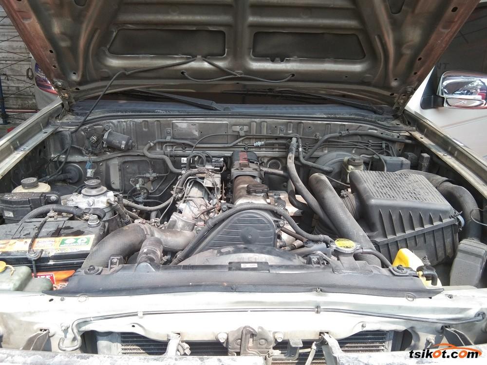 Ford Everest 2005 - 4