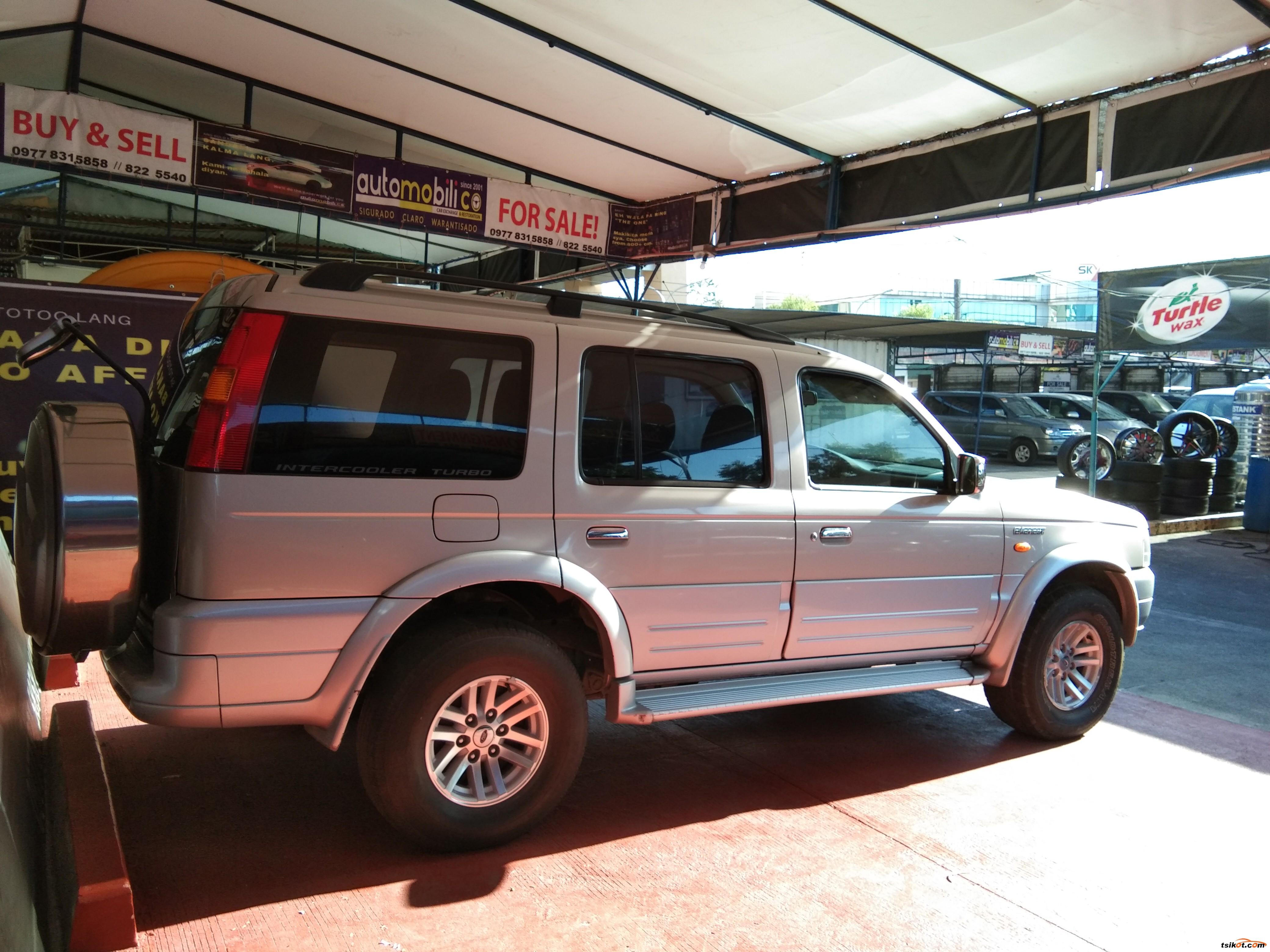 Ford Everest 2005 - 5