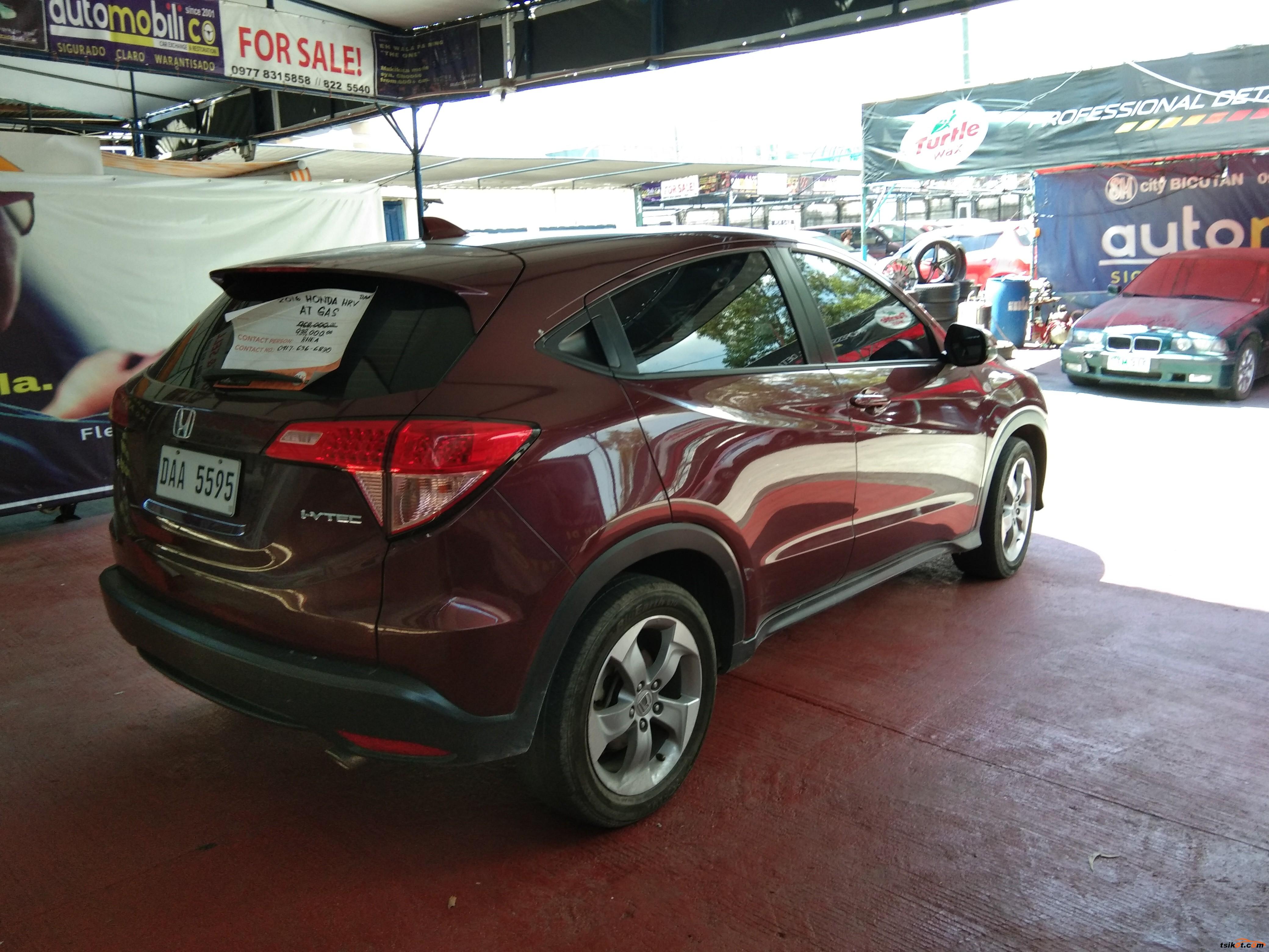 Honda Hr-V 2016 - 4