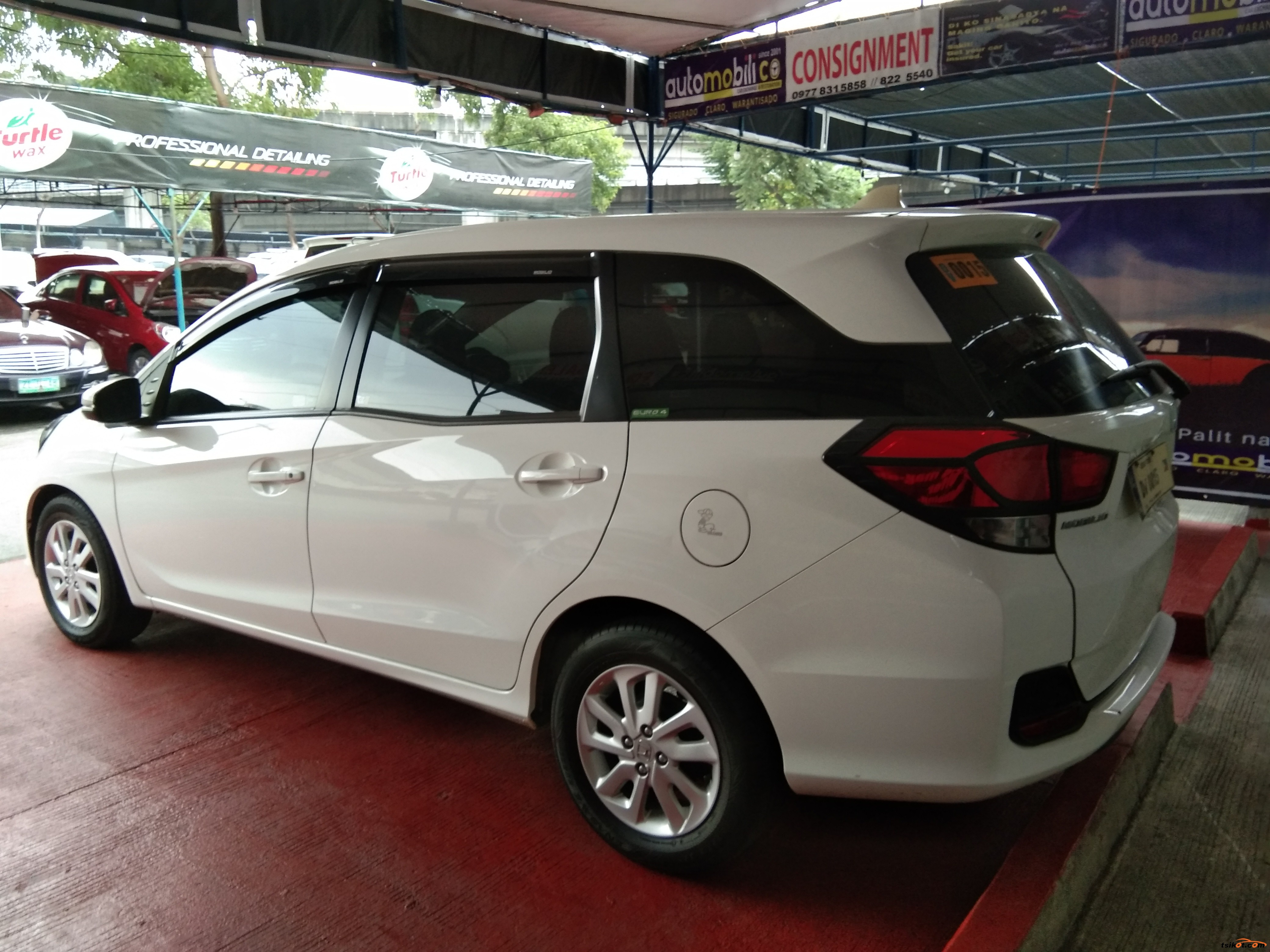 Honda Mobilio 2017 - 5