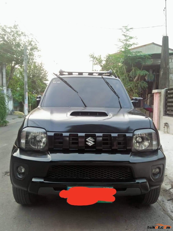 Suzuki Jimny 2013 - 1