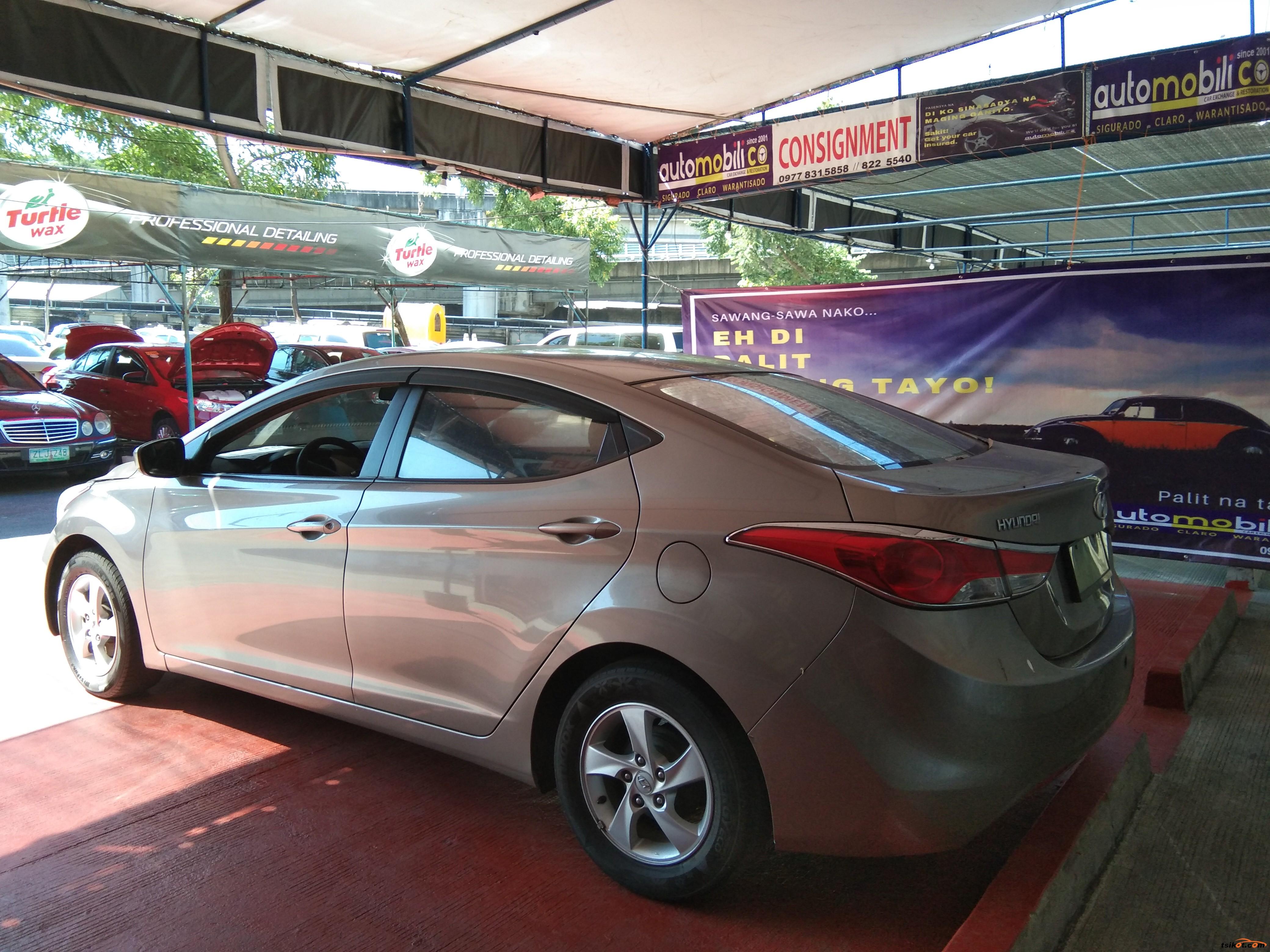 Hyundai Elantra 2013 - 5