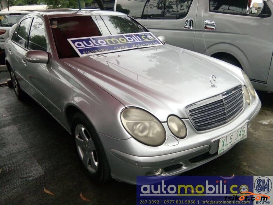 Mercedes-Benz E-Class 2003 - 1