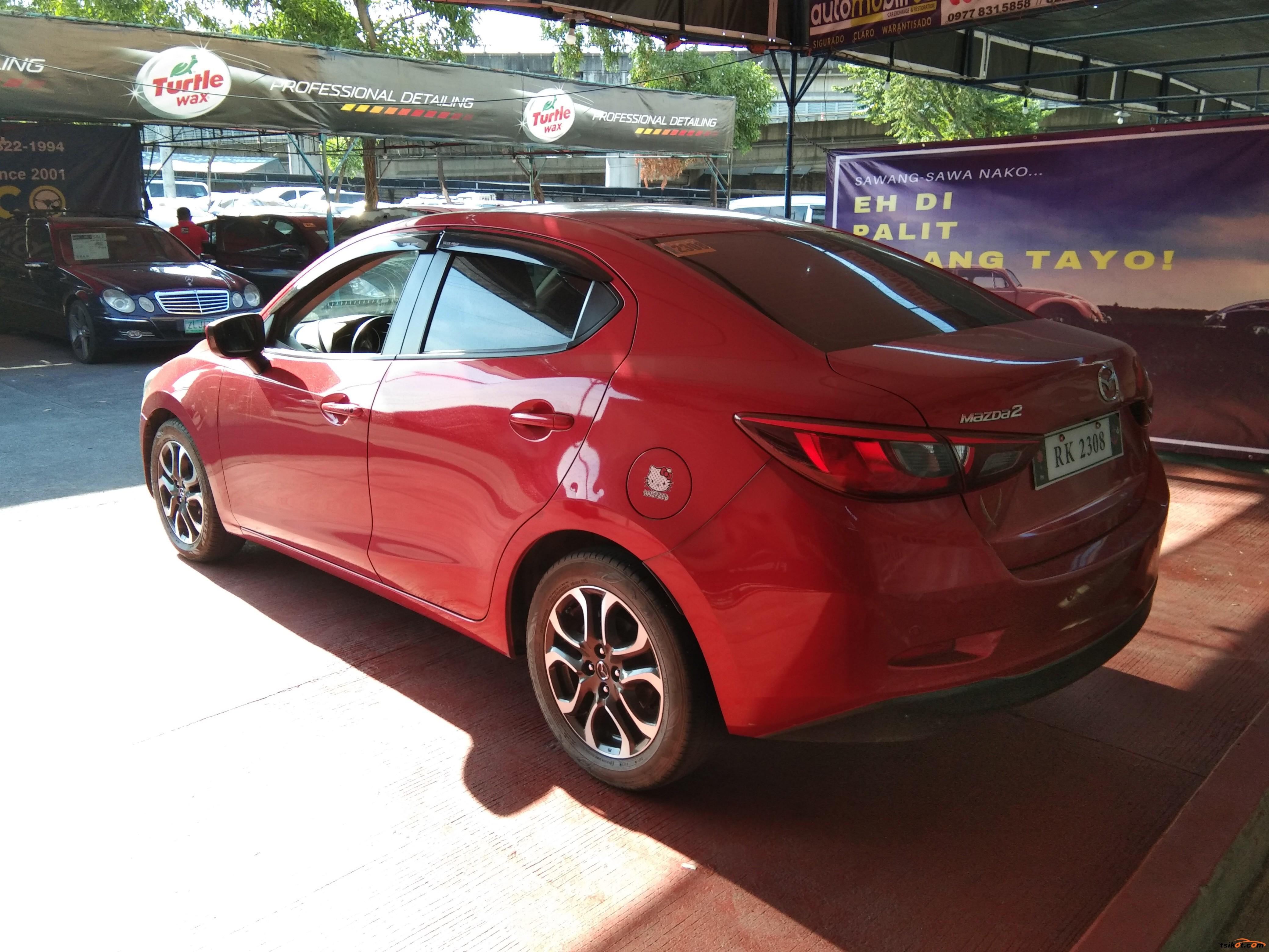Mazda 2 2016 - 5