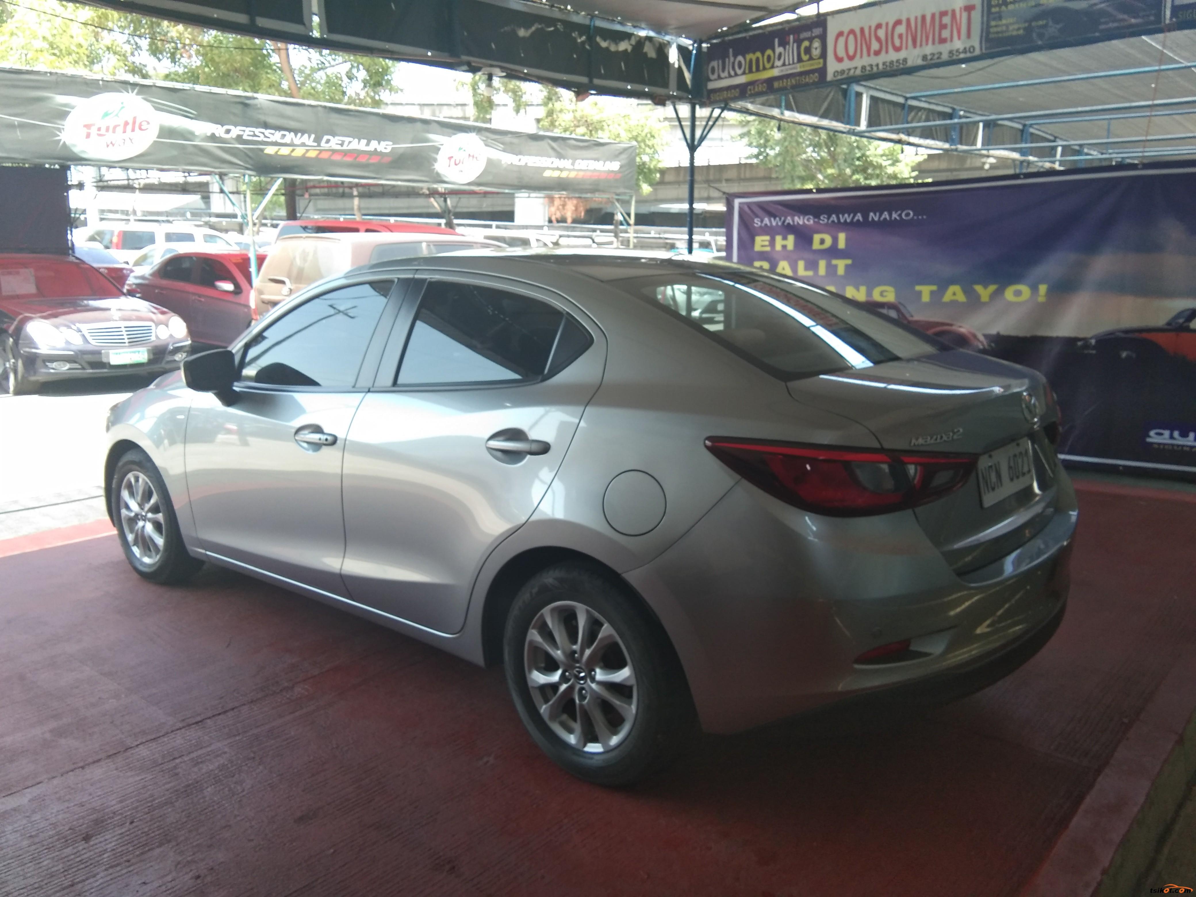 Mazda 2 2017 - 5