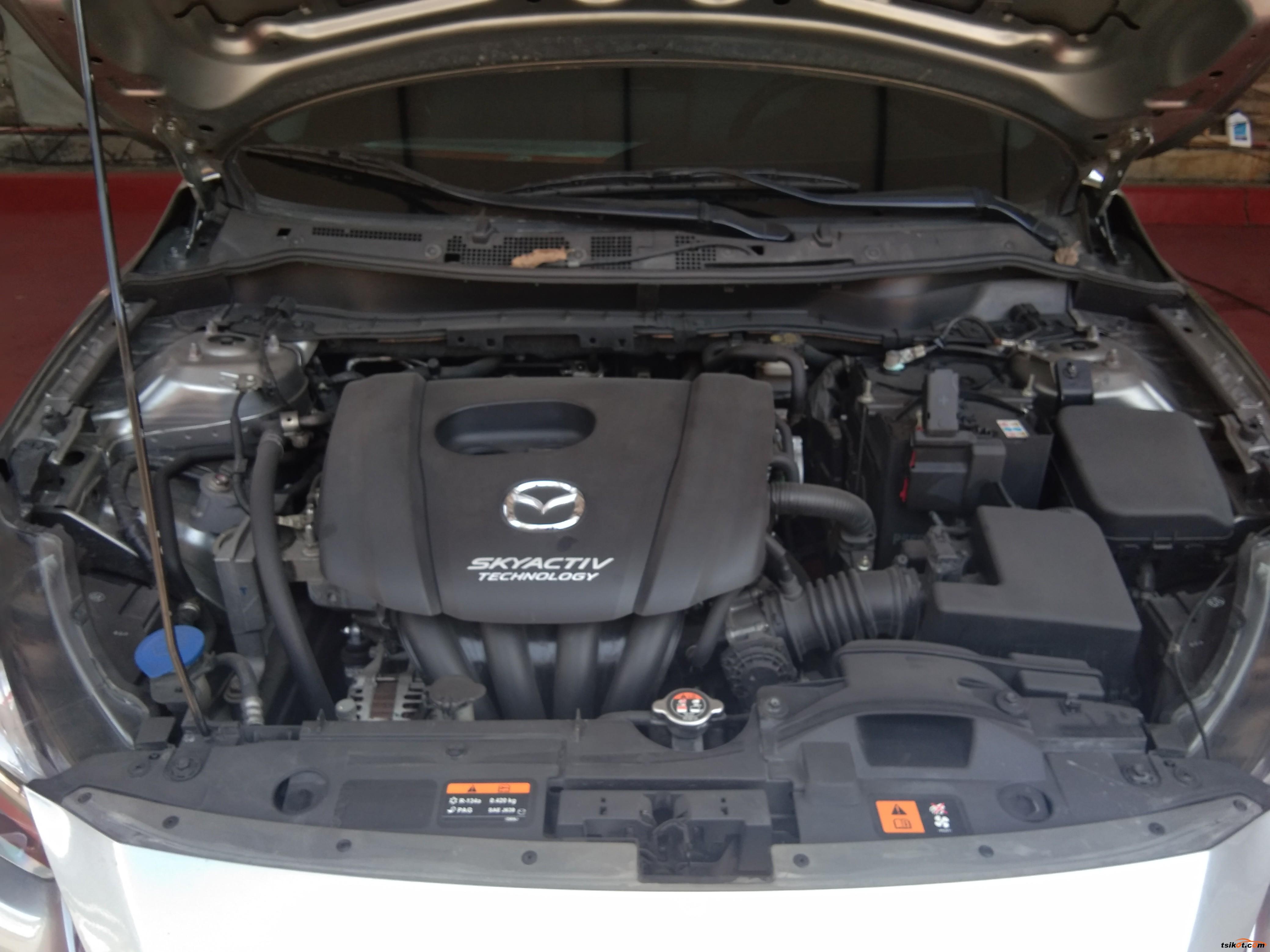 Mazda 2 2017 - 8