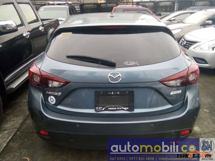 Mazda 3 2016 - 2