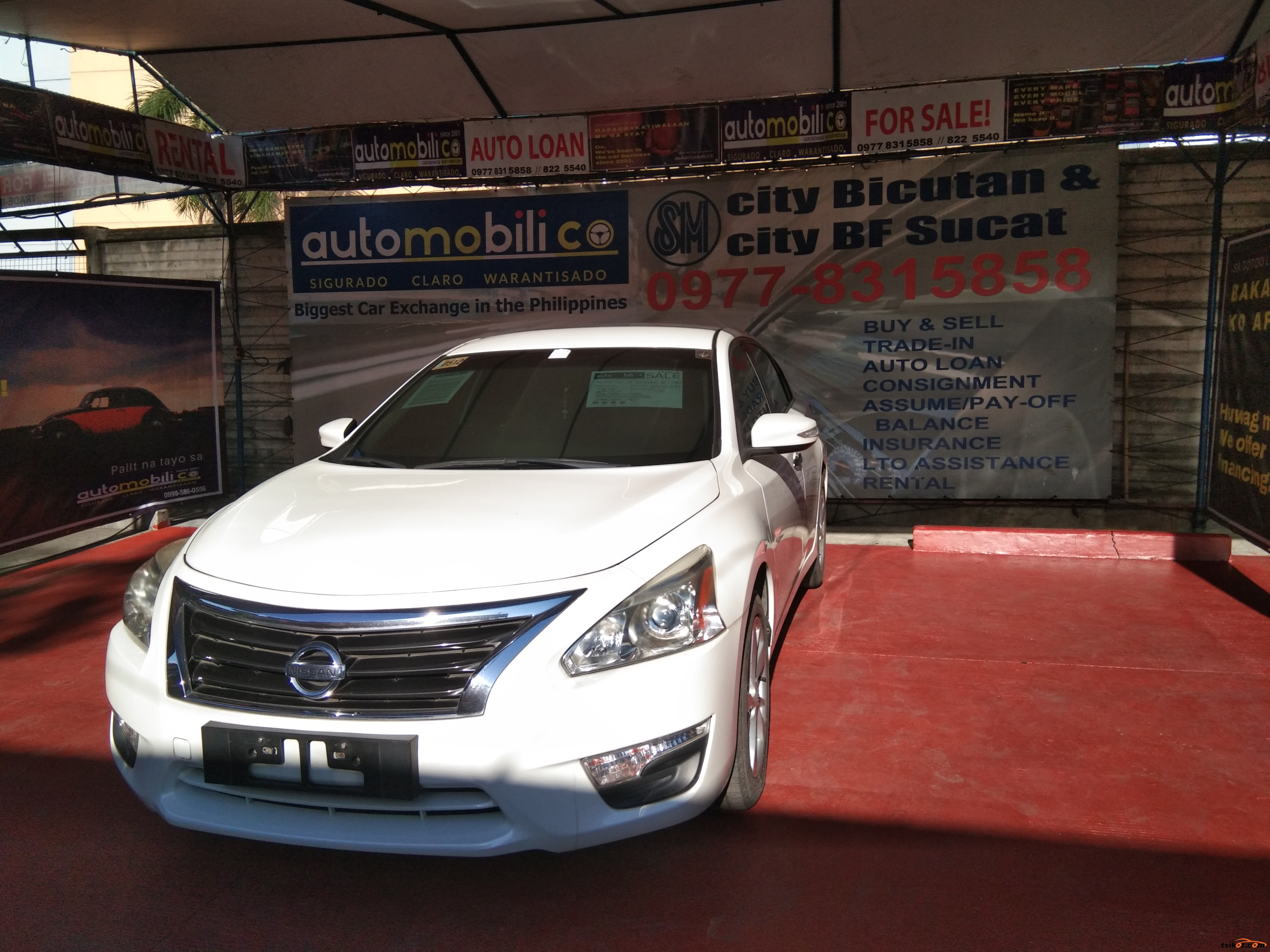Nissan Altima 2015 - 2