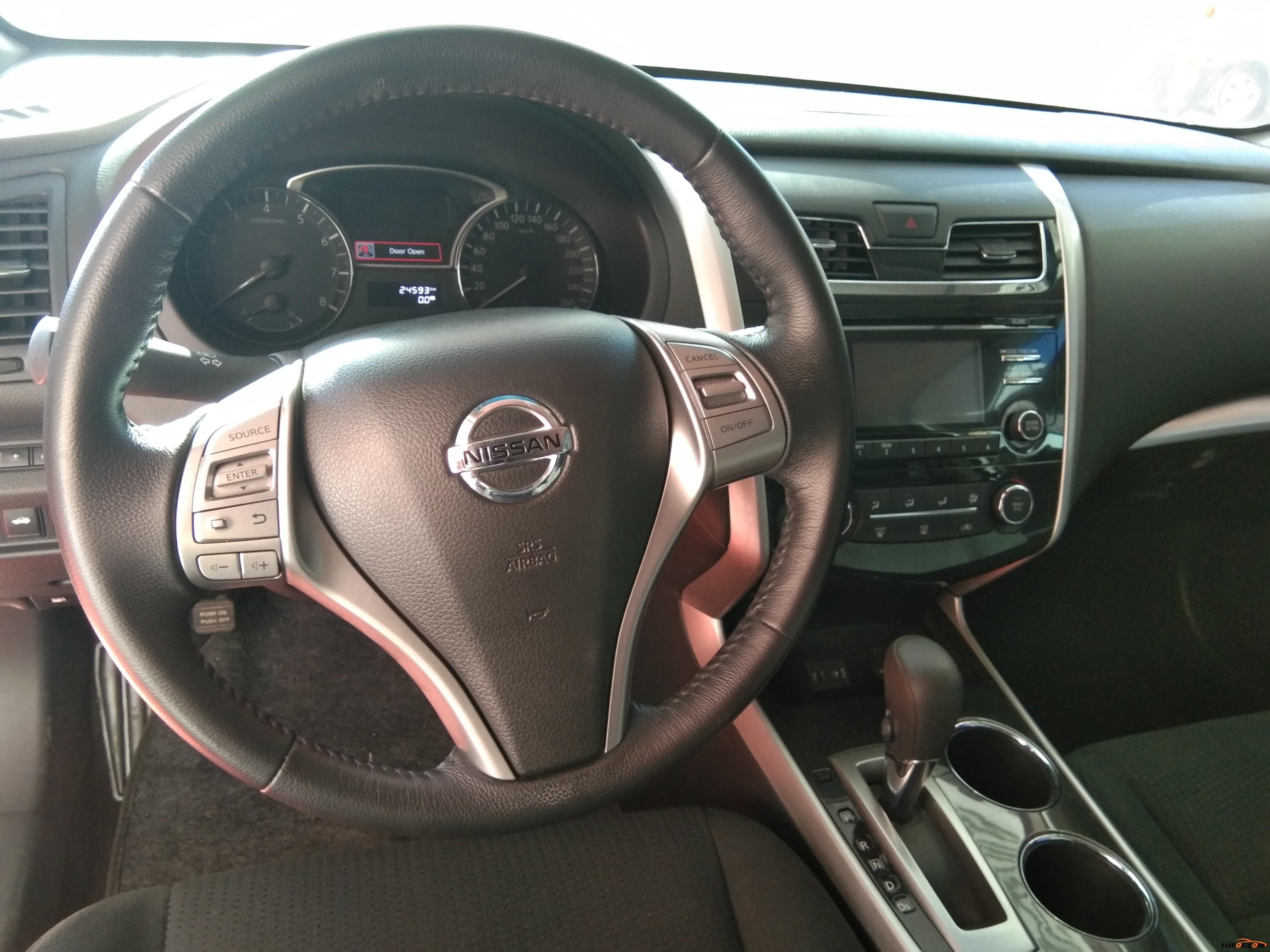 Nissan Altima 2015 - 6