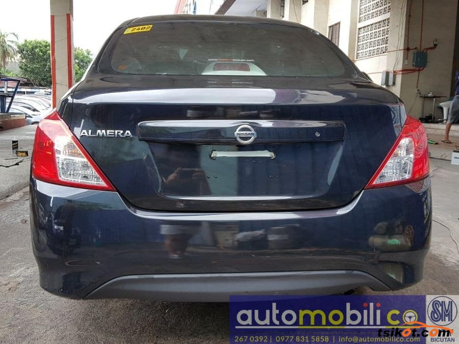 Nissan Almera 2016 - 4