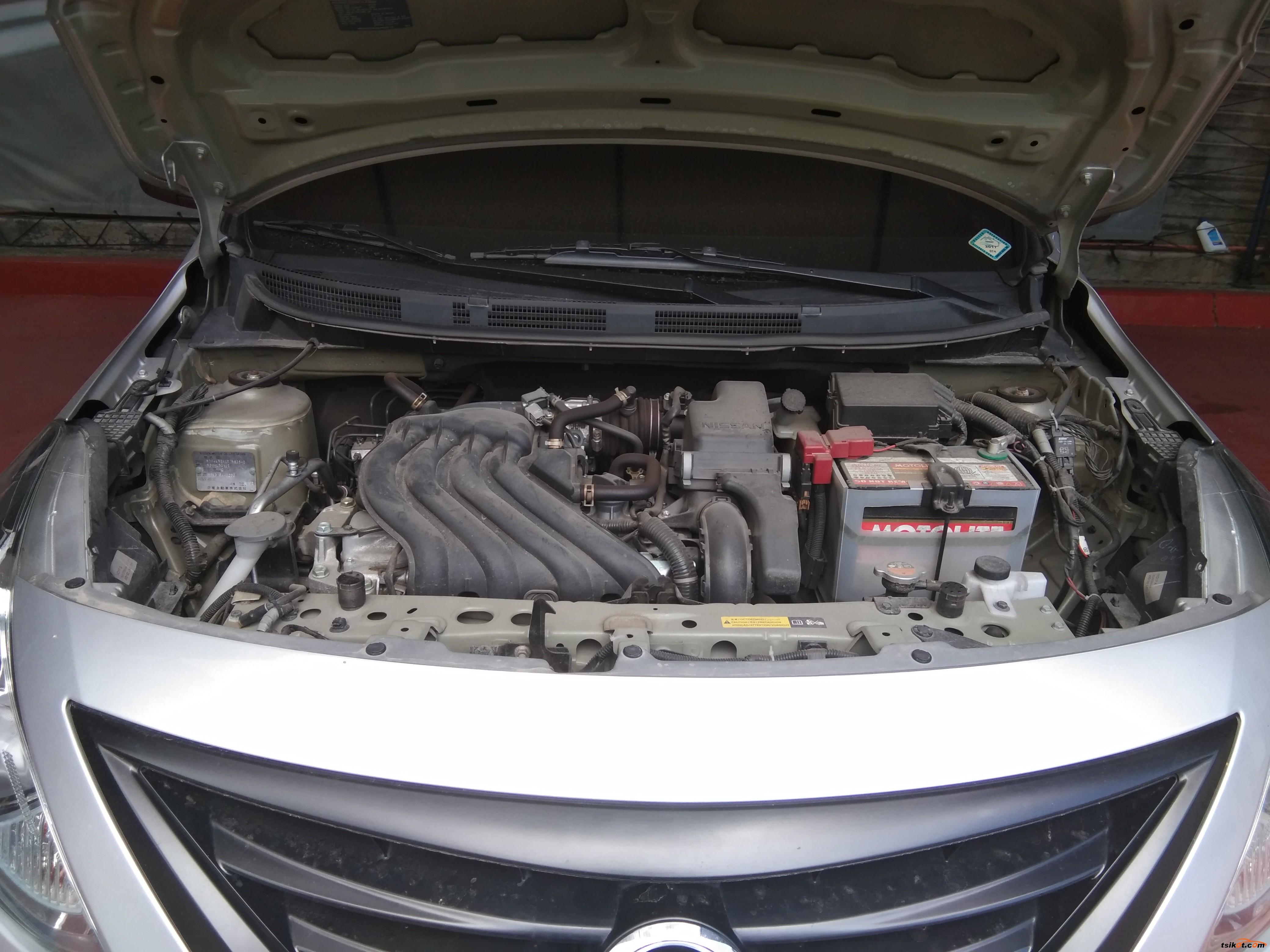 Nissan Almera 2017 - 7