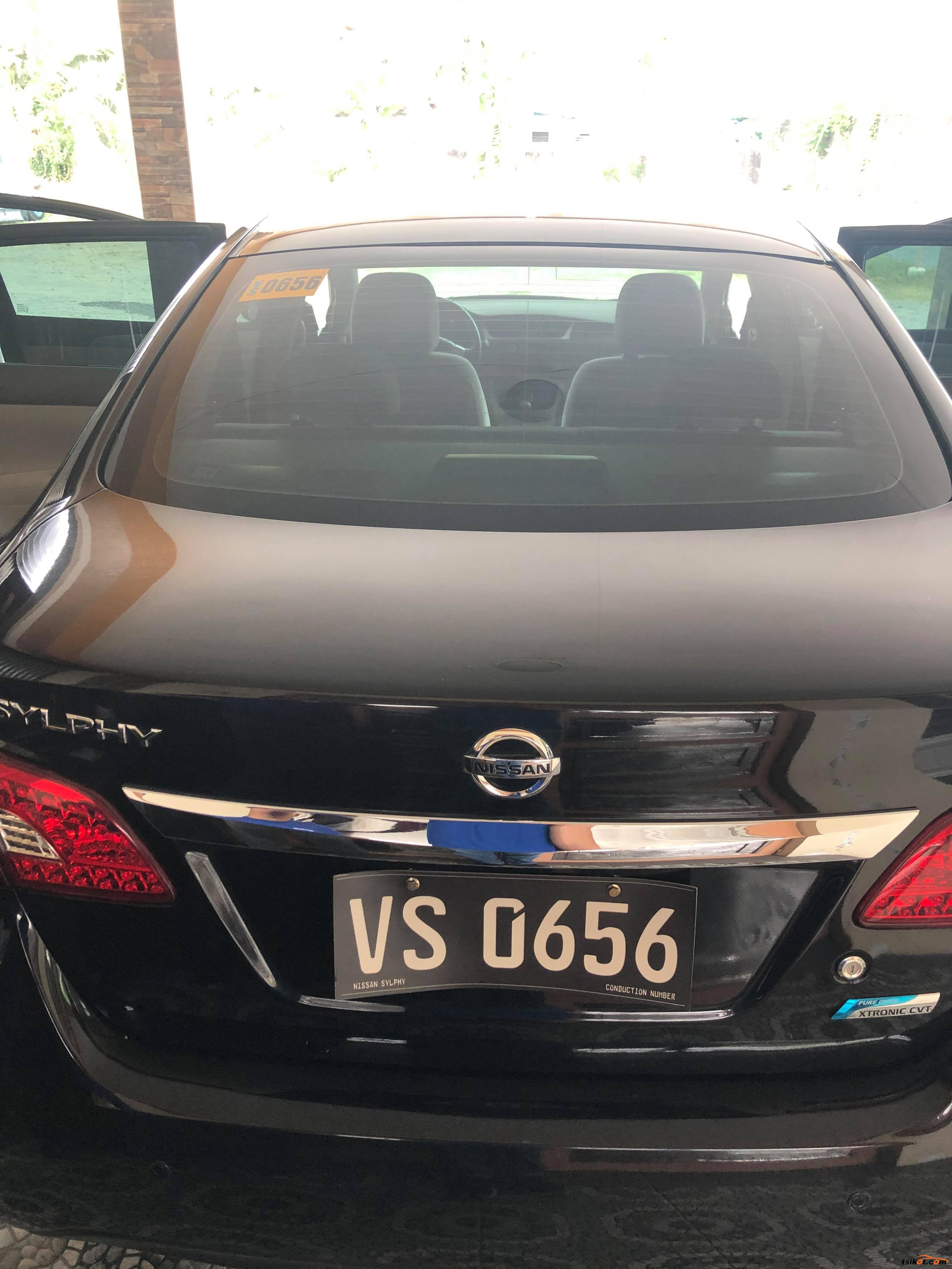 Nissan Sylphy 2015 - 9
